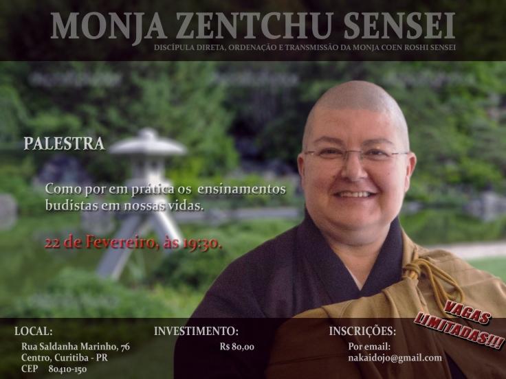 Monja Zentchu Sensei