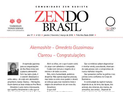 Jornal Zendo 63 sites