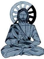 Jesus em zazen